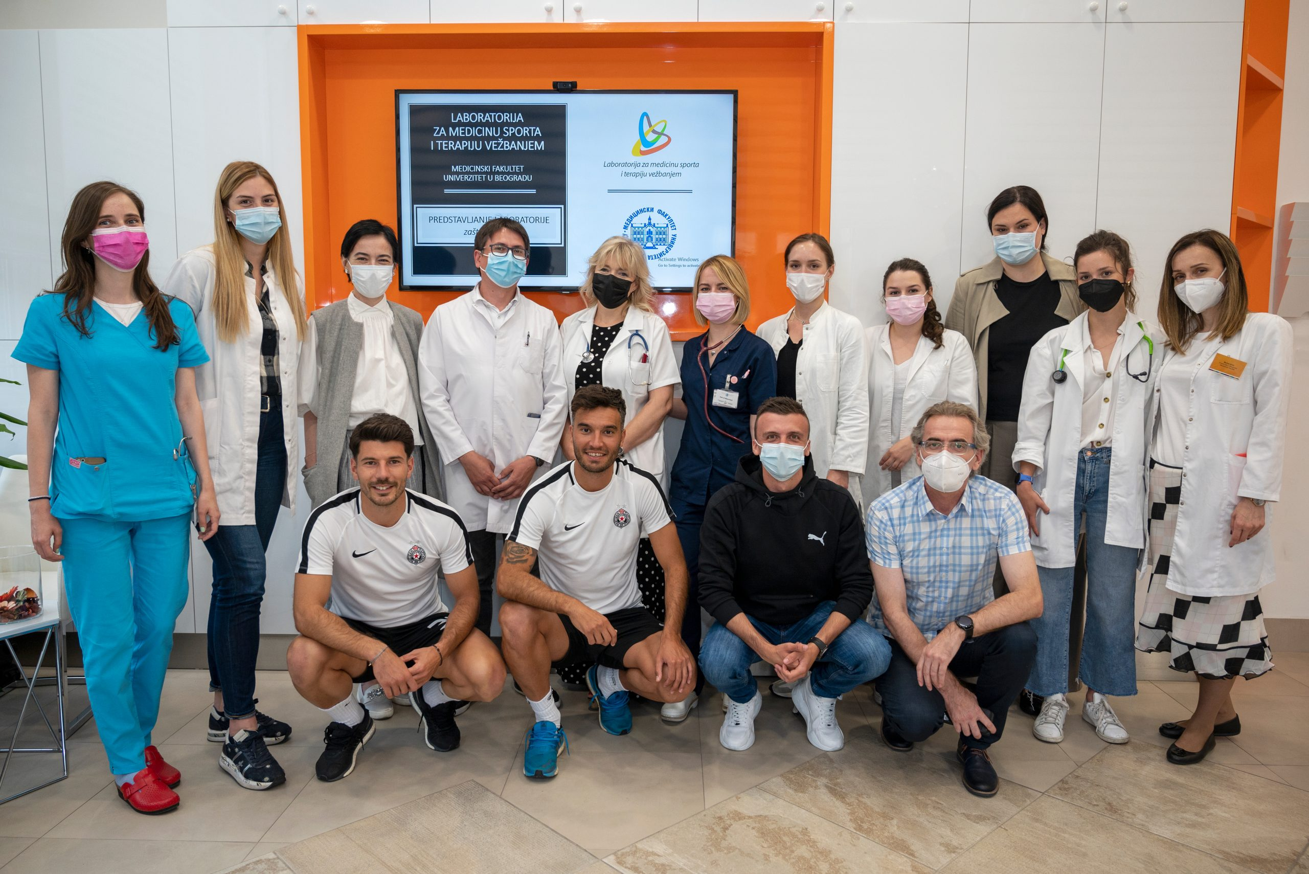 Pregled fudbalera prvog tima FK Partizan – jun 2021 8